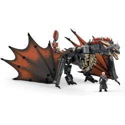 Chollo - Mega Construx Daenerys y Drogon Juego de Tronos (Mattel GKG97)