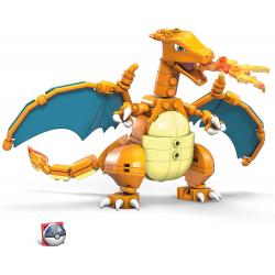 Chollo - Mega Construx Pokémon Charizard | Mattel GWY77