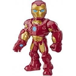 Chollo - Mega Mighties: Figura articulada Iron Man Avengers Marvel - Playskool Heroes Hasbro E4150ES0