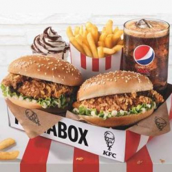 Chollo - Megabox de 2 Burgers
