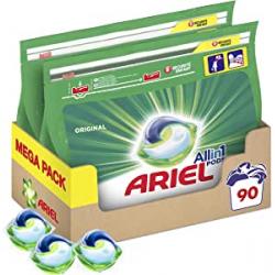 Chollo - Pack Detergente en cápsulas Ariel Allin1 Pods 90 Lavados - 81726382