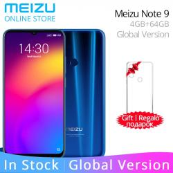 Meizu Note 9 4GB/64GB Versión Global