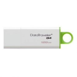 Chollo - Memoria USB 3.0 Kingston DTIG4 DataTraveler 128GB