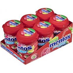 Chollo - Mentos Full Fruit Frutas silvestres y Lima Pack 6x 60g