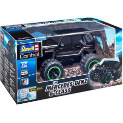 Chollo - Mercedes G-Class RC Monster Truck 1:18 | Revell 24463