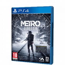 Chollo - Metro Exodus Day One Edition - PS4 [Versión física]