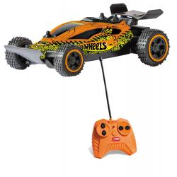 Chollo - Micro Buggy RC Hot Wheels 1:28 (Mondo 63446)