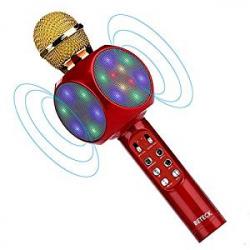 Chollo - Micrófono Bluetooth Karaoke Betek 003