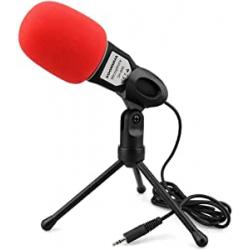 Chollo - Micrófono de condensandor Soonhua SF-66 con Trípode
