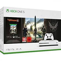 Microsoft Xbox One S 1TB + División 2