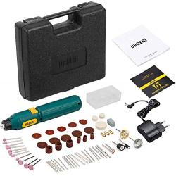 Chollo - Mini Amoladora Inalámbrica Urceri 3.7V + 60 accesorios