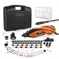Mini Amoladora Tacklife RTD35ACL Professional Kit