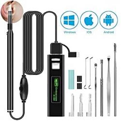 Chollo - Endoscopio médico HALOVIE HD WiFi