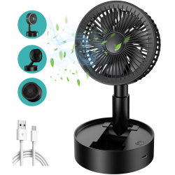 Chollo - Mini Ventilador plegable Babacom USB