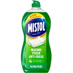 Chollo - Mistol Ultra Plus Lavavajillas concentrado 950ml | 20981