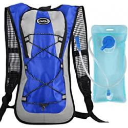 Chollo - Mochila hidratación Lixada con Bolsa de agua 2L