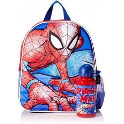 Chollo - Mochila infantil 3D Spiderman con accesorios | Cerdá CRD-2100003054