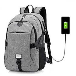 Chollo - Mochila Urbana para Portátil con Puerto USB Externo