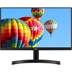 "Chollo - Monitor 21.5"" LG 22MK600M-B 75Hz FreeSync"