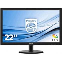 "Chollo - Monitor 21,5"" Philips 223V5LSB2/10 FHD"