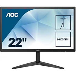 "Chollo - Monitor 22"" AOC 22B1H FHD"
