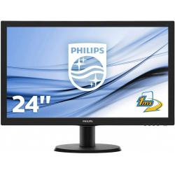 "Chollo - Monitor 23.6"" Philips 243V5LHSB/00 FHD 1ms"