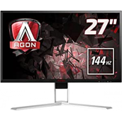 "Chollo - Monitor 27"" AOC Agon AG271QX 144 Hz FreeSync"
