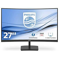 "Chollo - Monitor 27"" Curvo Philips 271E1SCA/00"
