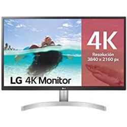 "Chollo - Monitor  27"" LG 27UL500-W UHD 4K HDR"