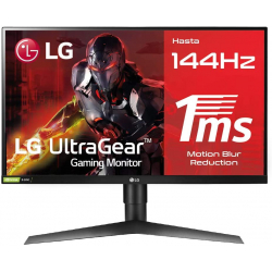 "Chollo - Monitor gaming 27"" LG UltraGear 27GL650F-B FHD"