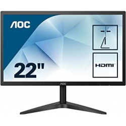 """Chollo - Monitor Aoc 22B1HS 21.5"""" FHD"""