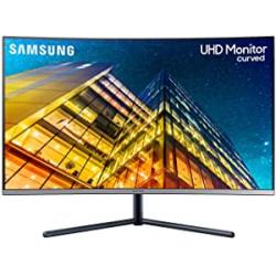 """Chollo - Monitor curvo 32"""" Samsung U32R592 4K UHD - LU32R592CWUXEN"""
