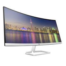 "Chollo - Monitor Curvo 34"" HP 34f Ultra WQHD"
