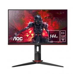 """Chollo - Monitor gaming 23,8"""" AOC 24G2U/BK IPS 144 Hz FreeSync"""