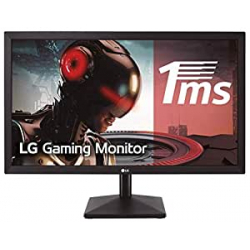 "Chollo - Monitor Gaming 23.8"" LG 24MK400H-B FullHD 75Hz FreeSync 1ms"