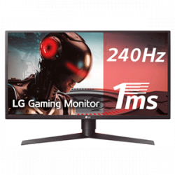 "Chollo - Monitor Gaming 27"" LG 27GK750F-B Full HD TN 240Mhz FreeSync 1ms"