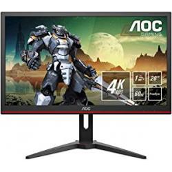 "Chollo - Monitor Gaming 28"" AOC G2868PQU 4K TN FreeSync 1ms"