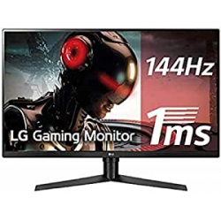 "Chollo - Monitor gaming 31,5"" LG 32GK650F-B QHD 144Hz FreeSync"