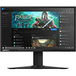 "Chollo - Monitor Gaming Curvo 27"" Lenovo Y27G Razer Edition VA Full HD 144Hz G-Sync"