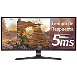 "Chollo - Monitor Gaming Curvo 34"" LG 34UC89G-B IPS 144Hz G-Sync"