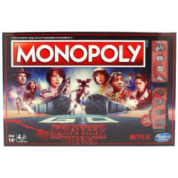 Chollo - Monopoly Edición Stranger Things (Hasbro C4550105)