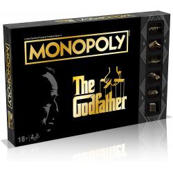 Chollo - Monopoly El Padrino | Winning Moves 20009000006