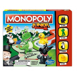 Chollo - Monopoly Junior (Hasbro A6984793)
