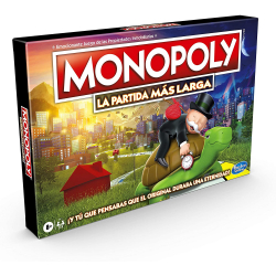 Chollo - Monopoly Longest Game Ever - Hasbro E8915105