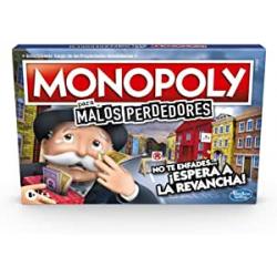 Chollo - Monopoly Malos Perdedores | Hasbro E9972190