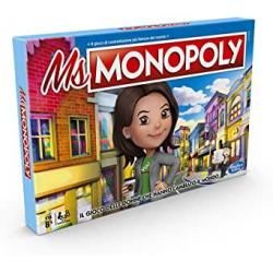 Chollo - Monopoly Ms Monopoly (Hasbro E8424103)