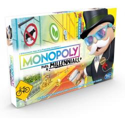 Chollo - Monopoly para Millenials (Hasbro E4989105)