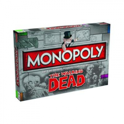 Chollo - Monopoly The Walking Dead (en inglés)