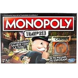 Chollo - Monopoly Tramposo (Hasbro E1871105)
