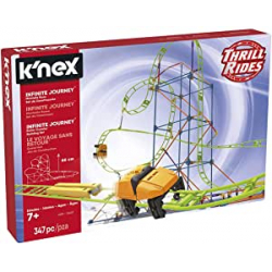 Chollo - Montaña Rusa K'NEX Infinite Journey (41211-15407)